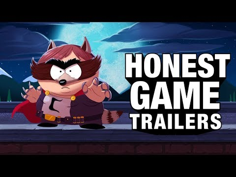 SOUTH PARK: THE FRACTURED BUT WHOLE (Honest Game Trailers)