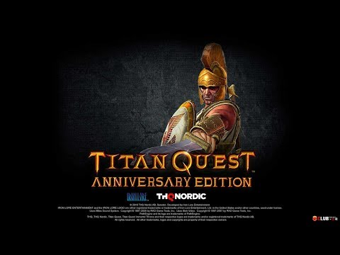 Titan Quest - старый, добрый H&S
