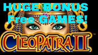 Cleopatra II EXCITEMENT WITH a minecraft BONUS WIN KAPOW!!