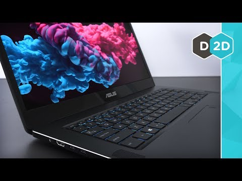 Asus ZenBook Pro - Don't Buy This For Gaming!