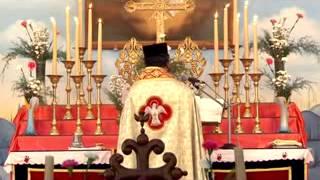 holy qurbana 02 celebrated by fr varghese abraham shaiju