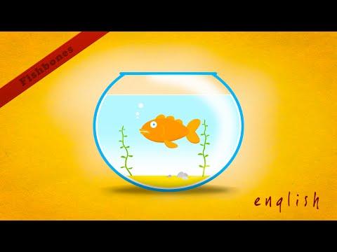 Fishbones - short climate change animation