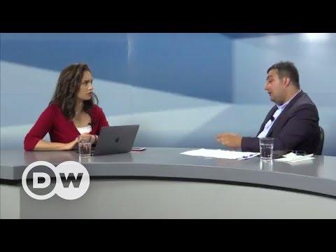 Ozan Bingöl: Gerçek vergi rekortmeni sigara içen, alkol kullanandır - DW Türkçe
