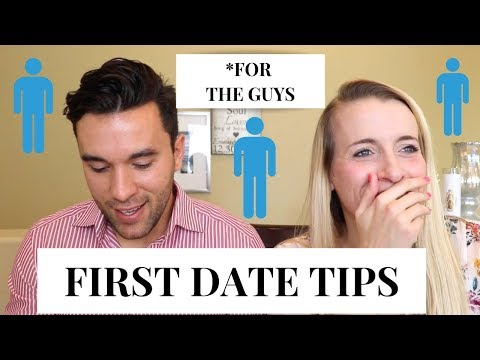 Top First Date Tips for GUYS