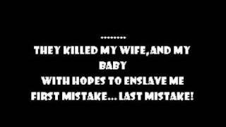 Holy Wars...The Punishment Due  - Megadeth Karaoke