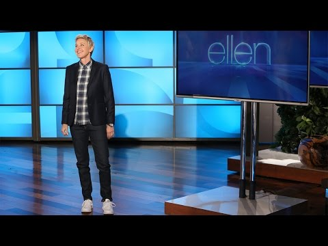 Ellen Explains the Stock Market