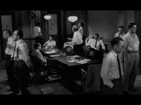 12 Angry Men - This is how you deal with prejudice.
