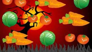 Pour faire une soupe Halloween themed French song: