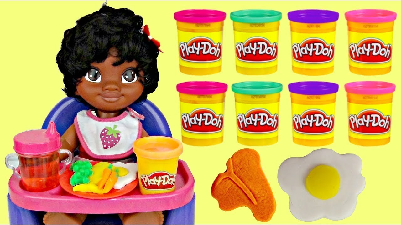 Download Nat and Essie Eat with MOANA's Play-doh Noodle Spaghetti Set