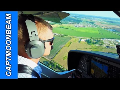 Flying With Olen in the Cessna Caravan to Salina Ks, Pilot Vlog 95