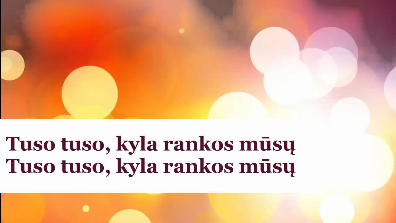 M-1 – Tūsavok (lyrics) HD
