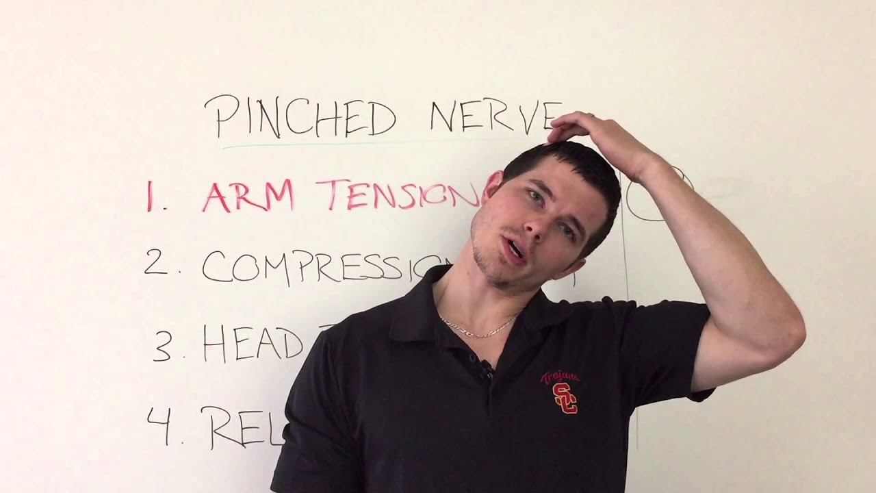 Neck Pain And Pinched Nerve Self-Movement Test   Royersford, PA   Limerick,  PA