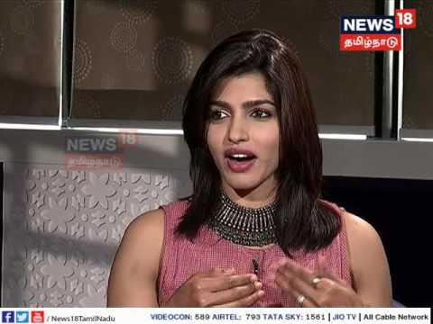 Interview with Actress Dhansika| Cinema 18 | News18 Tamil Nadu