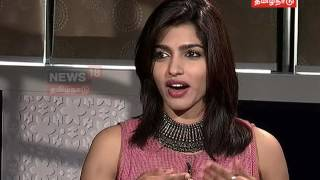Interview with Actress Dhansika
