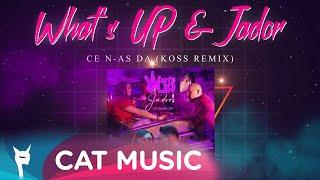 Descarca Whats UP & Jador - Ce n-as da (Koss Remix)