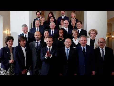 Macron : la note secrète du FN