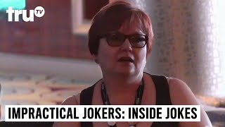 Impractical Jokers: Inside Jokes - Fatbottom and Pleat's Cruise Excursions | truTV