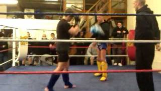 1st Muay Thai Interclub