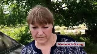 Протест фермеров под Николаевом