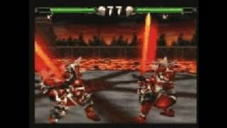 Mace: The Dark Age Nintendo 64 Gameplay - Mace