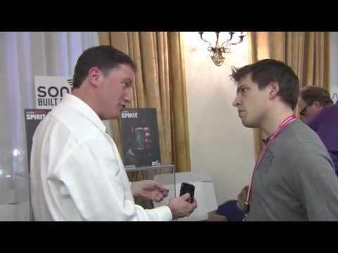 "Alex de Widt of AllAboutPhones.nl Tests the Sonim XP2 Spirit ""Nearly"" Unbreakable Phone"