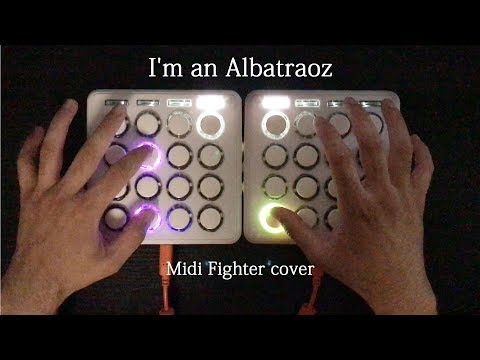 I'm an Albatraoz Midi Fighter cover