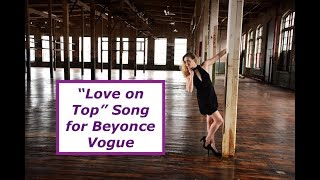 Best Beyonce Song Acapella for Vogue Issue 2018