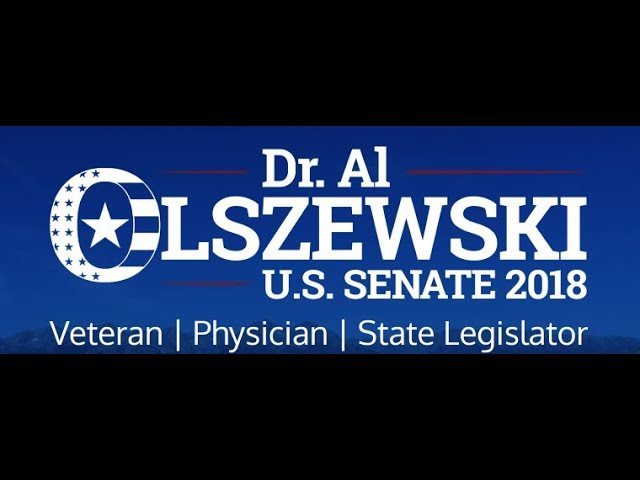 Dr. Al Olszewski on the Veterans Administration