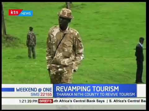 Government bankrolls a tourism initiative in Tharaka Nithi County