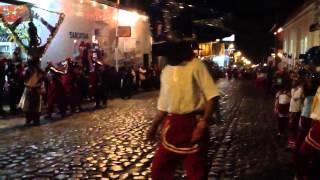 Peregrinación guadalupana en Coscomatepec de Bravo