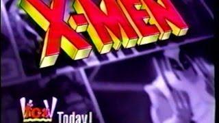 Fox Kids commercials (April 1, 1995)