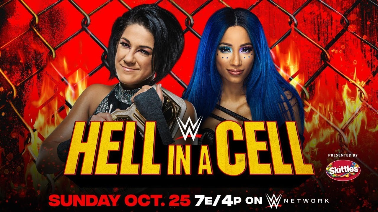 WWE Hell In A Cell 2020 LIVE Reactions!| Ring the Belle LIVE