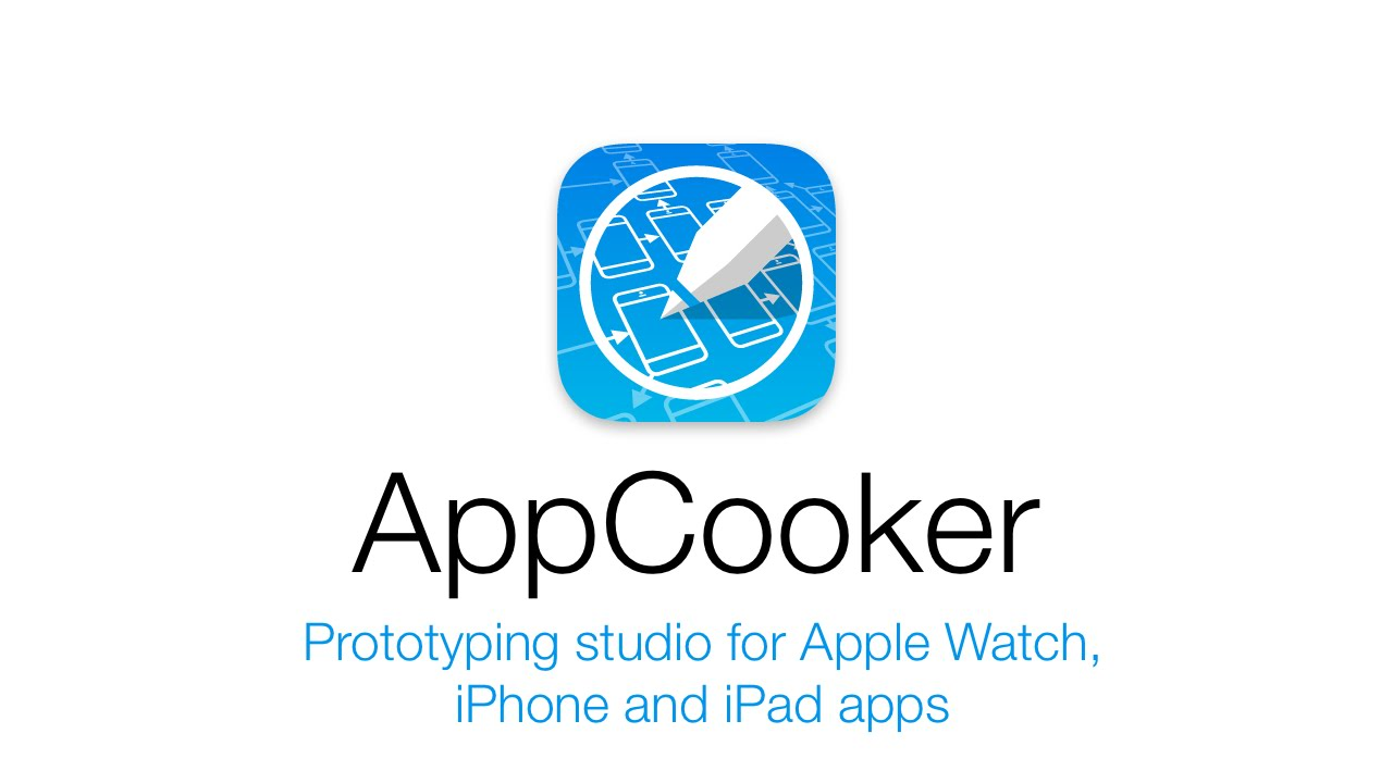 Appcooker mockup prototype apple watch iphone ipad apps youtube malvernweather Images