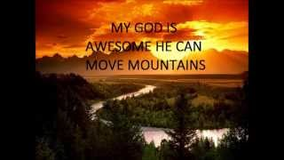 My God is Awesome Charles Jenkins (Remix) Lyrics