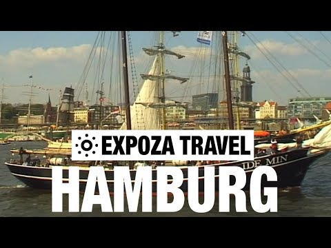 Hamburg (Germany) Vacation Travel Video Guide