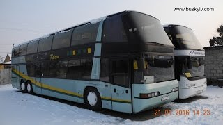 Neoplan Skyiliner N 122l, 3 Axle, – 70+2+1 Places, 1997 Year