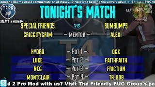 TFPG T4 L4D2 Tournament - Special Friends vs. Bumbumps