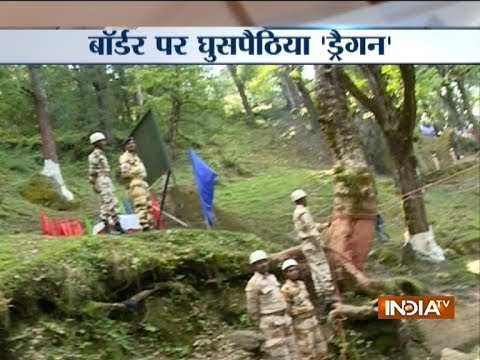 Uttarakhand: Chinese troops entered Indian Territory in Barahoti, 3 times in August