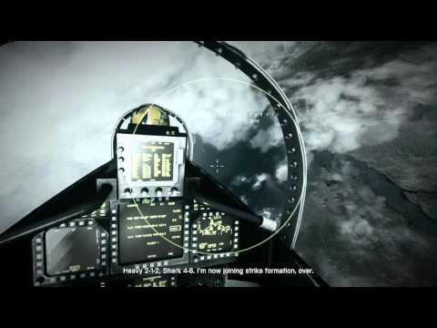 Battlefield 3 Campaign Jet Mission - Going Hunting