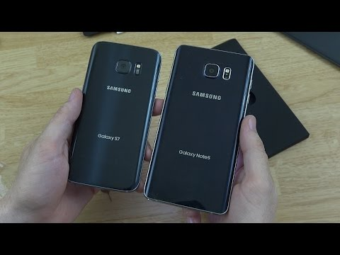 Samsung Galaxy S7 Unboxing! (T-Mobile Variant!)
