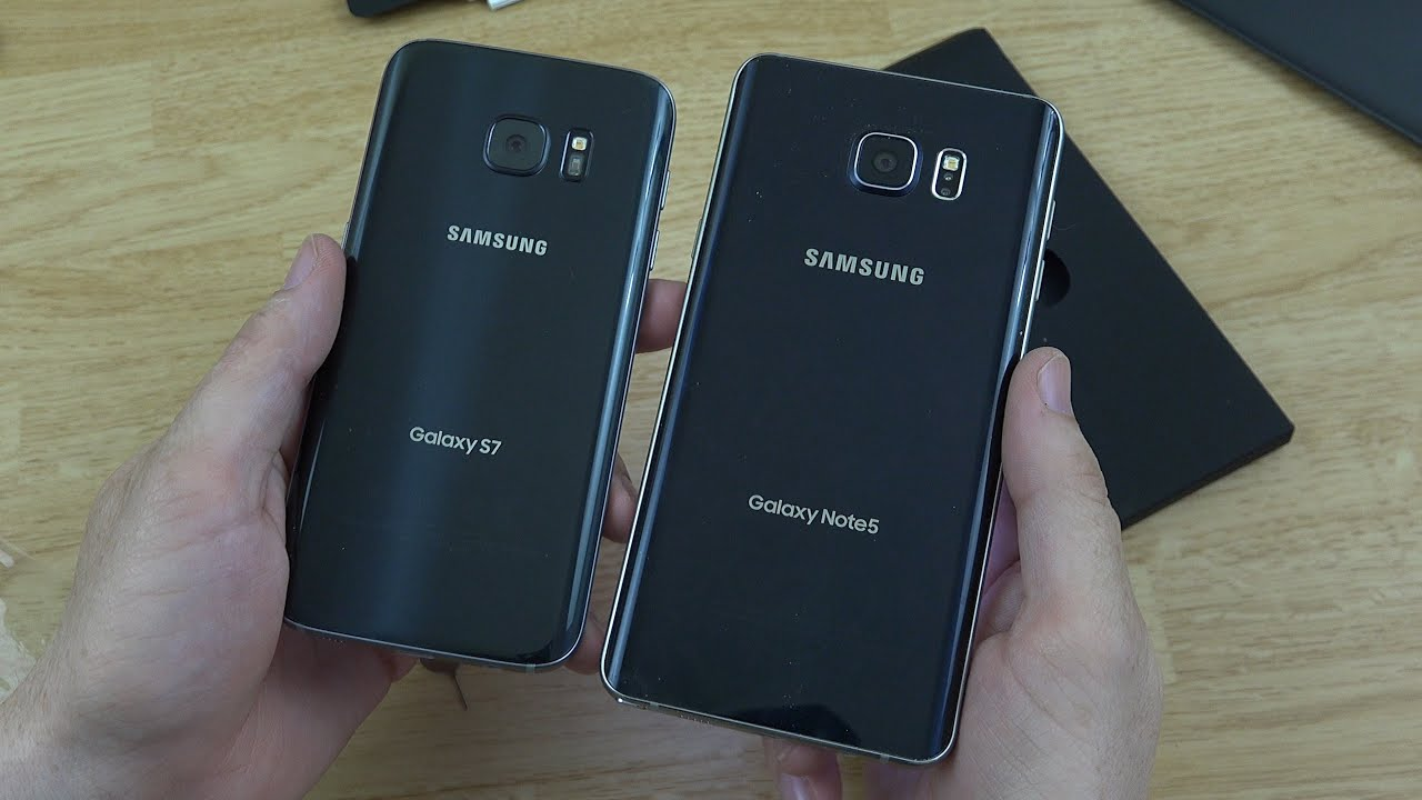 Samsung Galaxy S7 Unboxing T Mobile Variant Youtube