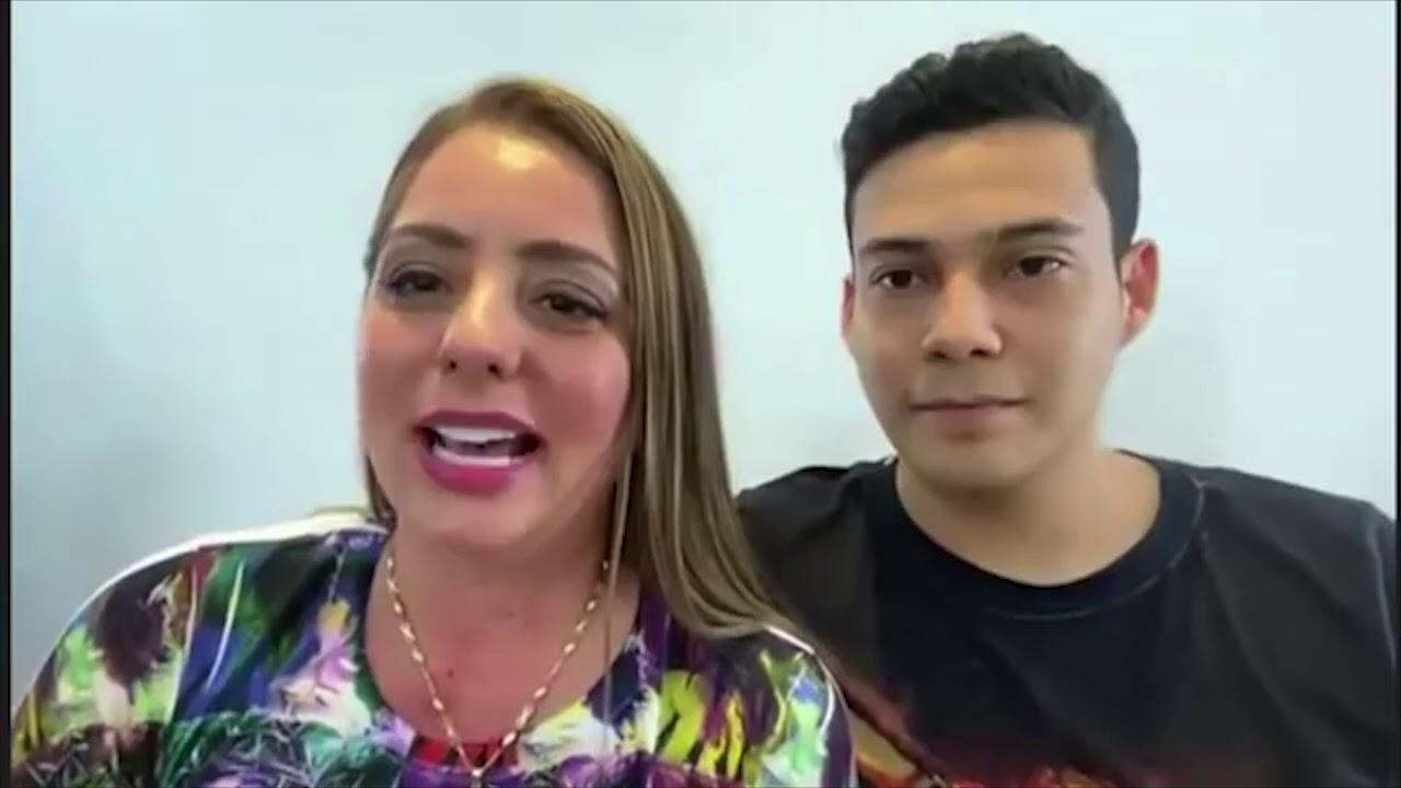 Entrevista de los directivos de Hinode a Sandra Parra