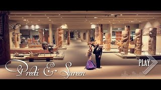 Modern Indian Wedding Video - Preeti & Sureen, Vancouver