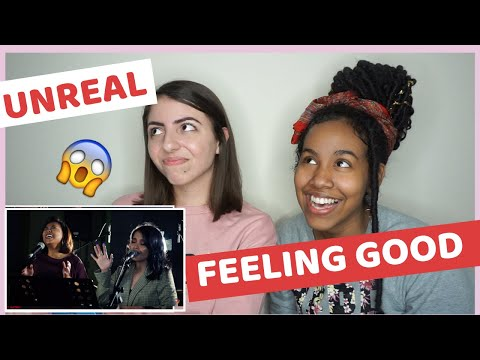 KZ Tandingan, Jaya - Feeling Good (REACTION)