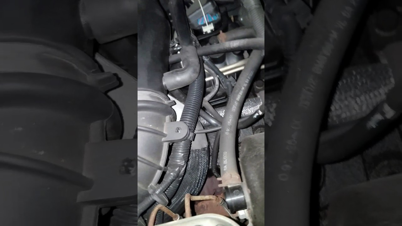 2001 s10 4 wheel drive vacuum problems
