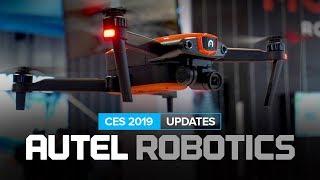 Autel Robotics at CES 2019 - What