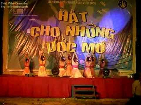 Mua sen Vietnamese traditional dance