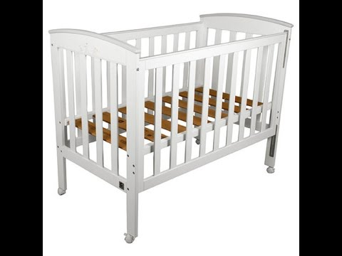 How To Assemble Disney Classics Baby Cot Bed