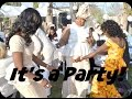 It's a party! My Traditional Ghanaian Ceremony | Vlog 3