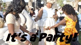 It's a party! My Traditional Ghanaian Ceremony   Vlog 3